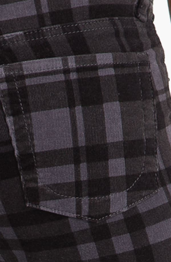 Alternate Image 3  - KUT from the Kloth Plaid Corduroy Pants