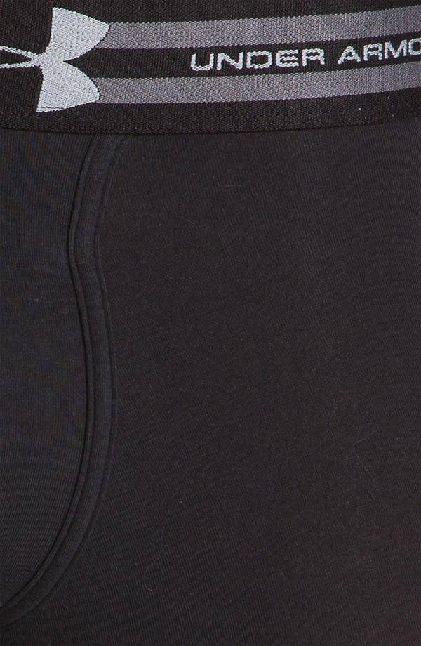 Alternate Image 3  - Under Armour 'Charged' Boxer Briefs