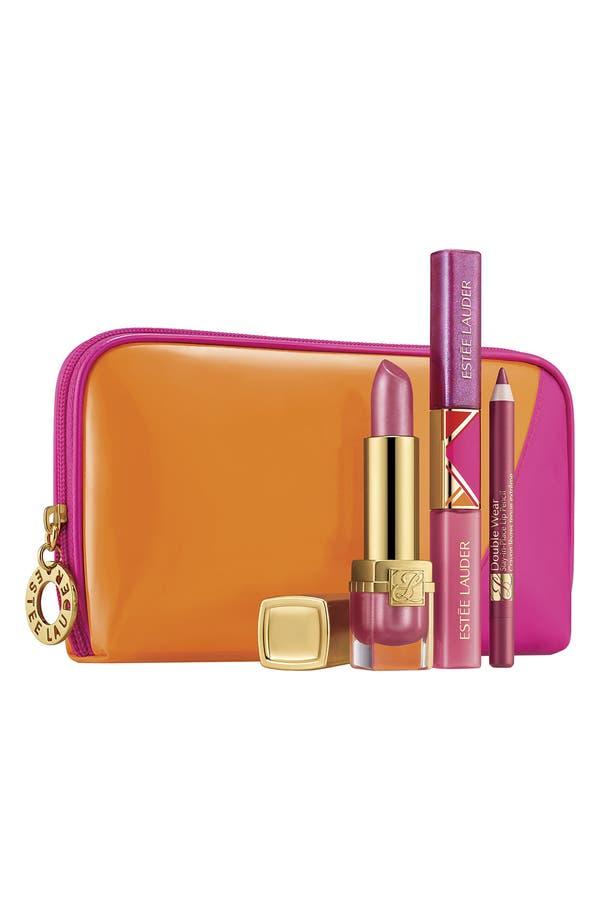Alternate Image 1 Selected - Estée Lauder 'Art of Lips - Chic Pink' Gift Set ($42.50 Value)