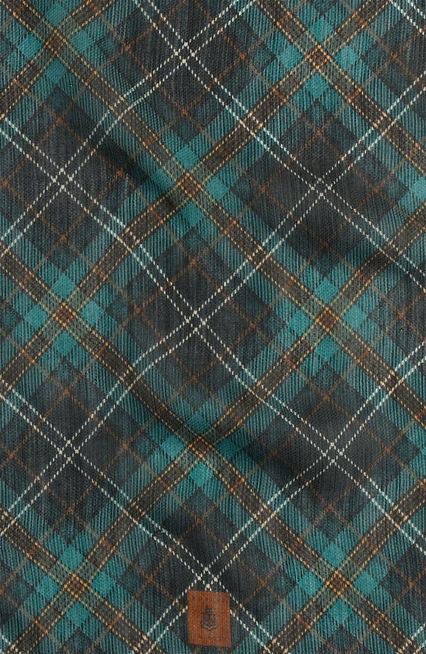 Alternate Image 3  - Robert Talbott Silk & Wool Pocket Square