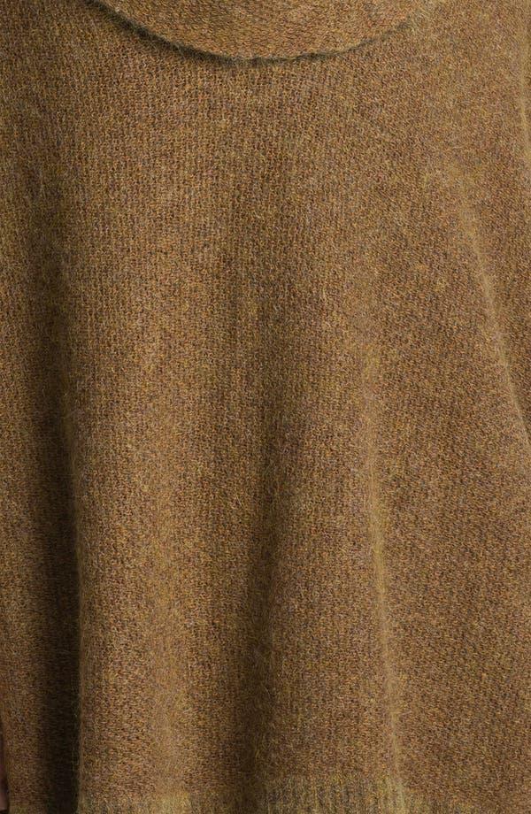 Alternate Image 3  - Eileen Fisher Cowl Neck Web Knit Sweater