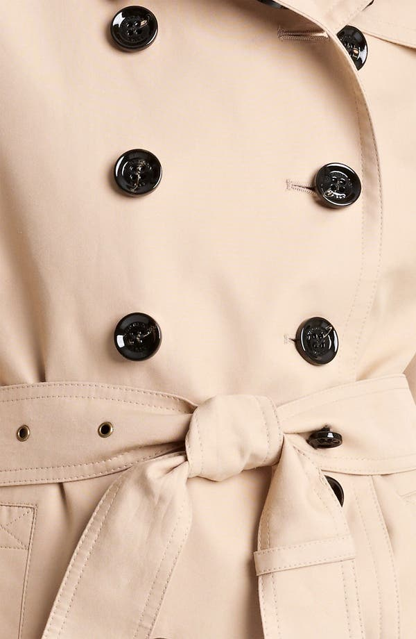 Alternate Image 3  - Burberry Brit 'Crombridge' Double Breasted Trench