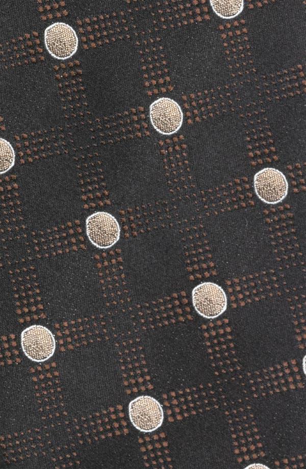 Alternate Image 2  - BOSS Black Woven Silk Tie (Online Exclusive)