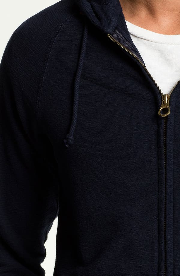 Alternate Image 3  - Scotch & Soda 'Felpa Sailor' Zip Hoodie