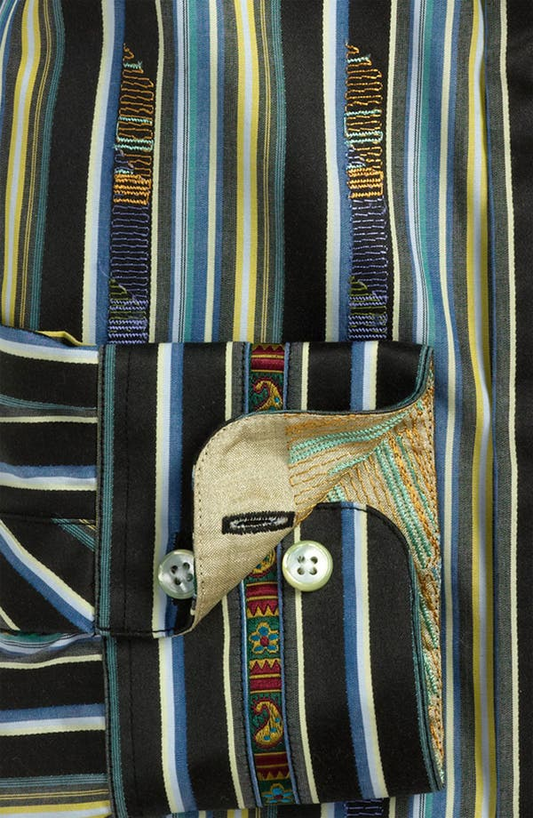 Alternate Image 5  - Robert Graham 'Gamboge' Sport Shirt