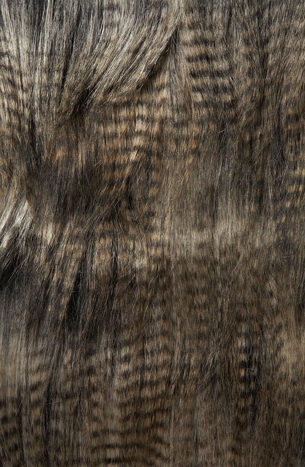 Alternate Image 3  - Topshop Genuine Goatskin Jacket