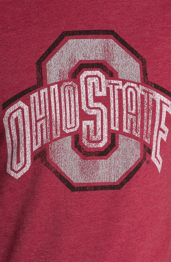 Alternate Image 3  - The Original Retro Brand 'Ohio State Buckeyes' T-Shirt