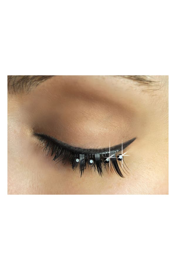 Alternate Image 2  - Napoleon Perdis 'Iris' Embellished Faux Lashes