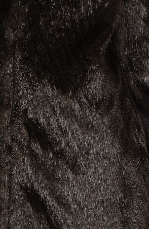 Alternate Image 3  - Ted Baker London Faux Fur Coat