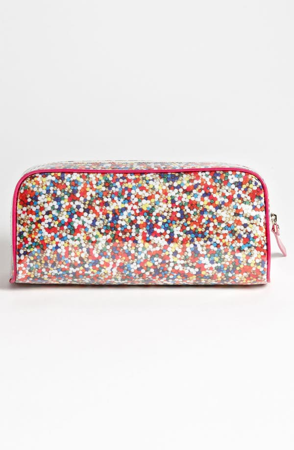 Alternate Image 4  - kate spade new york 'sprinkles - small henrietta' cosmetics case