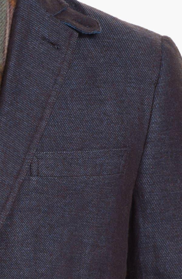 Alternate Image 2  - Kroon 'Waits' Linen & Wool Blend Sportcoat
