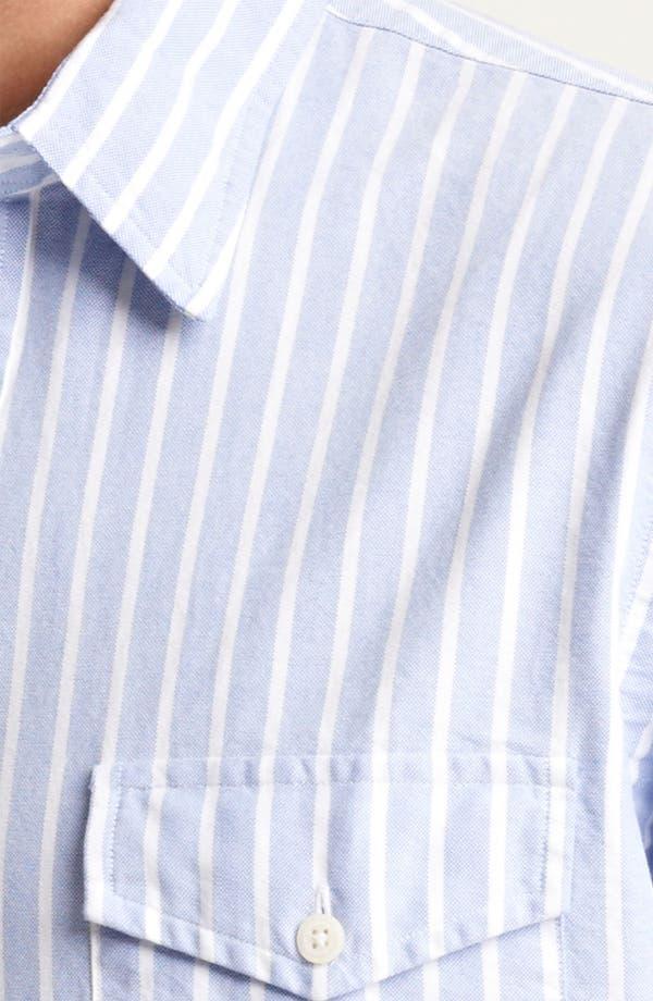Alternate Image 3  - Polo Ralph Lauren Custom Fit Sport Shirt (Online Exclusive)