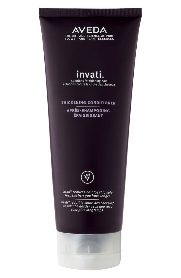 'invati<sup>™</sup>' Thickening Conditioner,                         Main,                         color, No Color