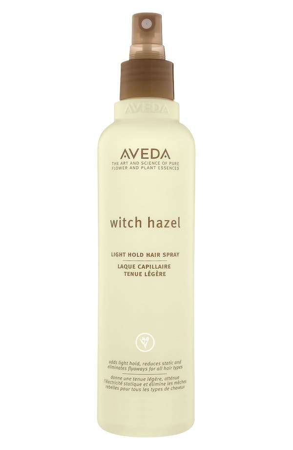 Witch Hazel Light Hold Hair Spray,                             Main thumbnail 1, color,                             No Color