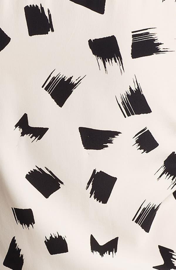 Alternate Image 3  - Diane von Furstenberg 'Hayden' Print Silk Blouse