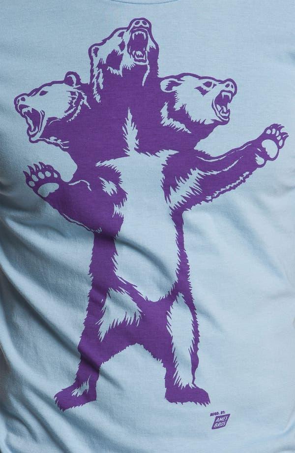 Alternate Image 3  - Ames Bros 'Brutus' Trim Fit Crewneck T-Shirt (Men)