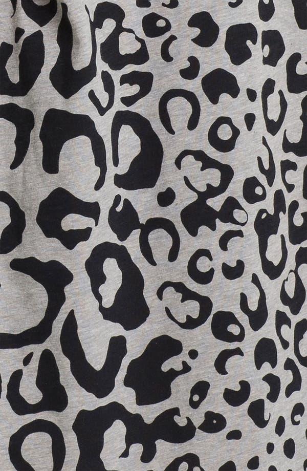 Alternate Image 3  - Nordstrom Long Sleeve Henley Sleep Shirt