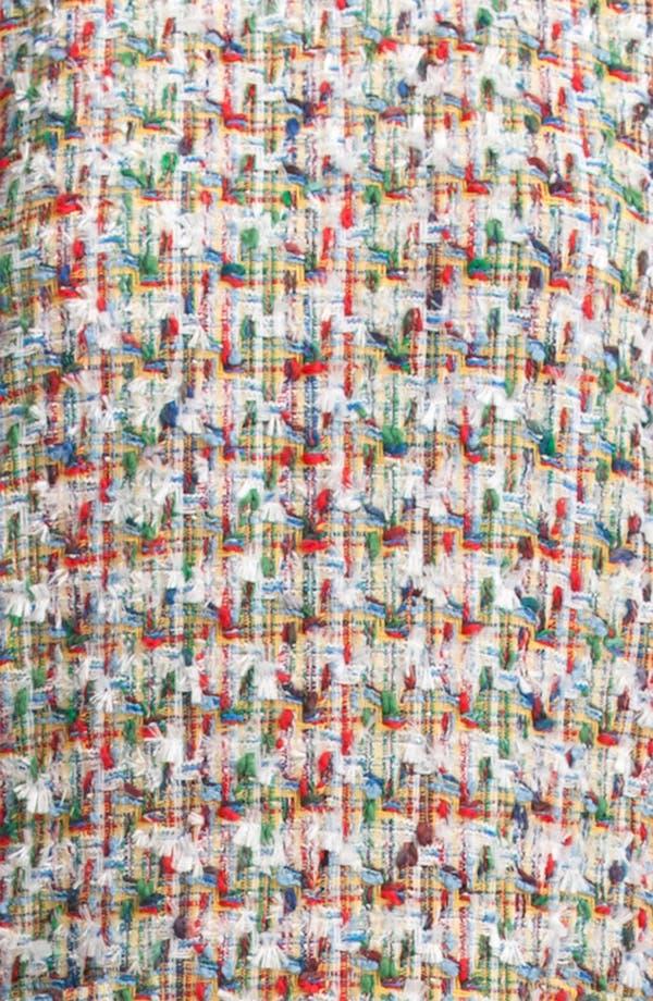 Alternate Image 3  - Dolce&Gabbana Sleeveless Tweed Dress