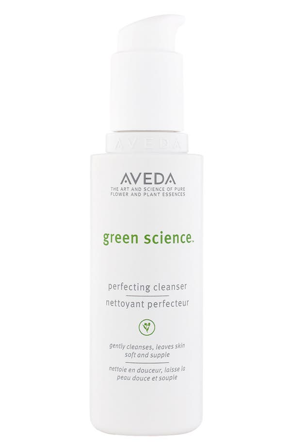 Alternate Image 1 Selected - Aveda 'green science™' Perfecting Cleanser