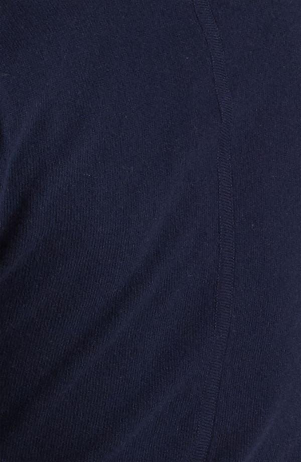 'Kampen' Crewneck Wool Sweater,                             Alternate thumbnail 3, color,                             Navy 2