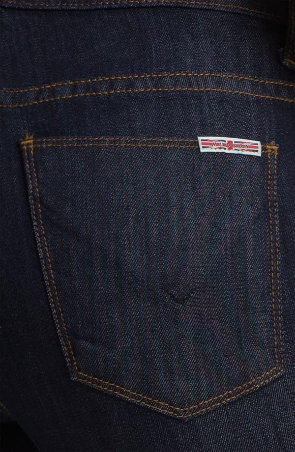 Alternate Image 3  - Hudson Jeans 'Tilda' Straight Leg Stretch Jeans (Finch)