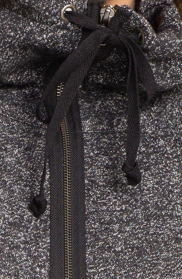 Alternate Image 3  - Sejour 'Weekend' Zip Front Jacket (Plus)