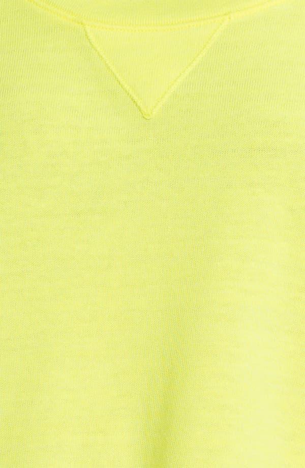 Alternate Image 3  - Splendid Neon Sweatshirt