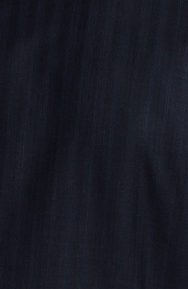 Alternate Image 5  - BOSS Selection 'Howard/Court' Trim Fit Herringbone Suit