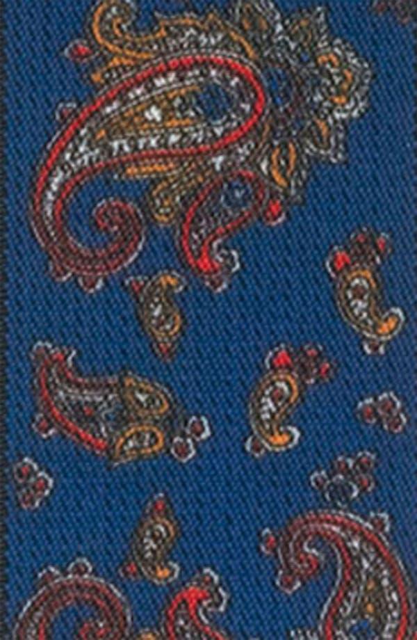 Alternate Image 2  - Topman Paisley Print Suspenders
