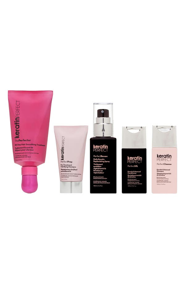Main Image - KeratinPerfect At-Home Brazilian Hair Smoothing System (Essentials Collection)