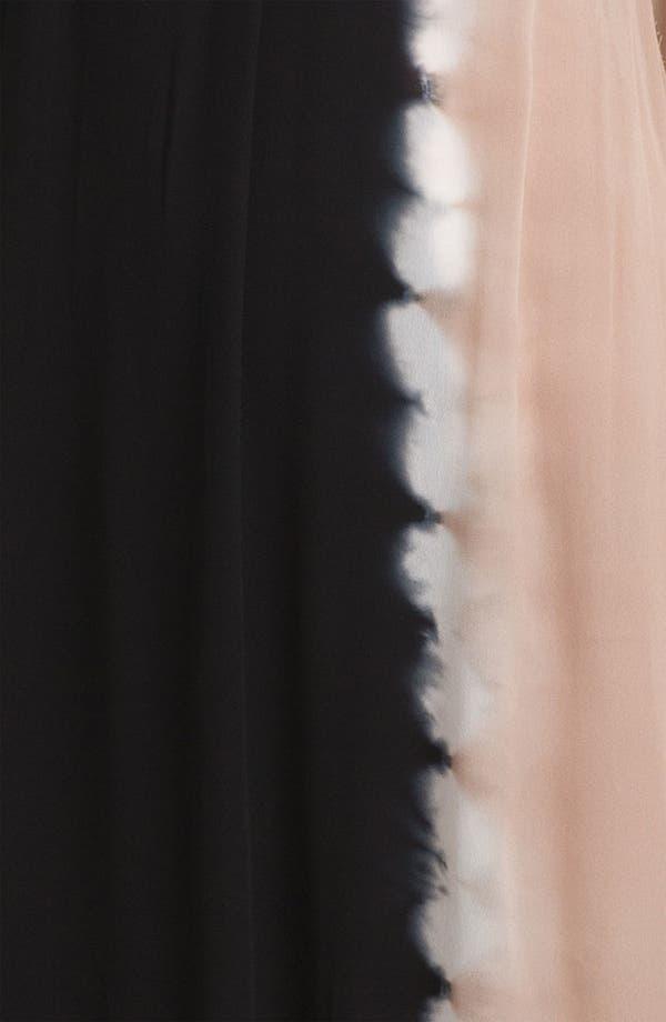Alternate Image 3  - Young, Fabulous & Broke 'Gila' Chiffon Maxi Dress