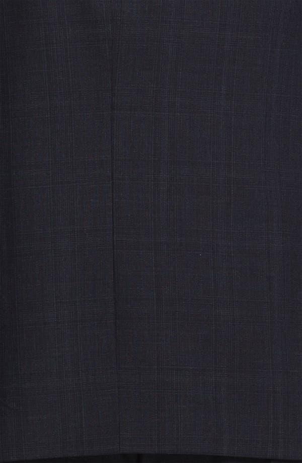 Alternate Image 6  - John Varvatos Star USA 'Irving' Trim Fit Three Piece Suit