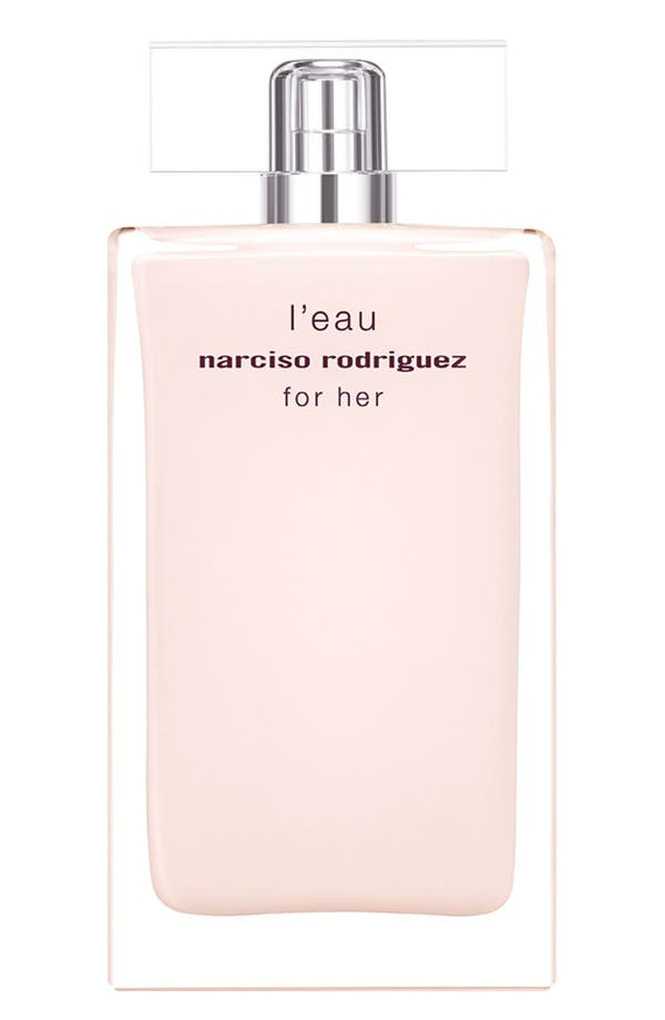 Alternate Image 1 Selected - Narciso Rodriguez 'L'Eau for Her' Eau de Toilette
