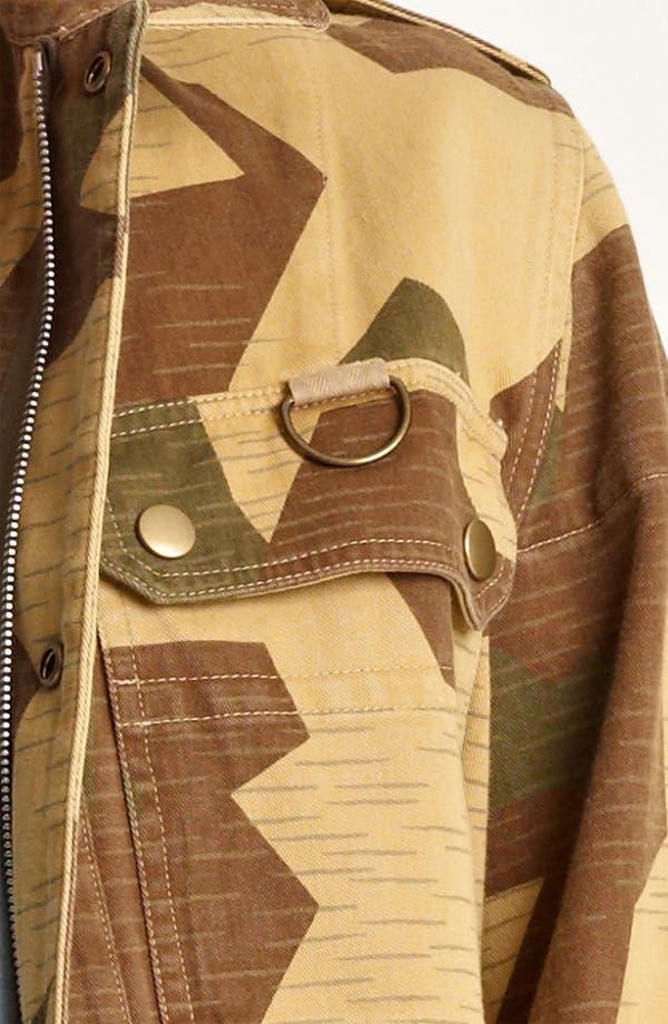 Alternate Image 3  - A.P.C. Camo Coat