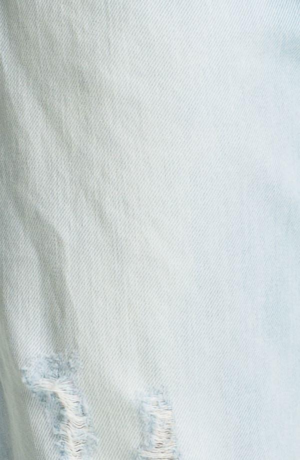 Alternate Image 3  - Current/Elliott 'The Boyfriend' Distressed Jeans (Parlor/Destroy)