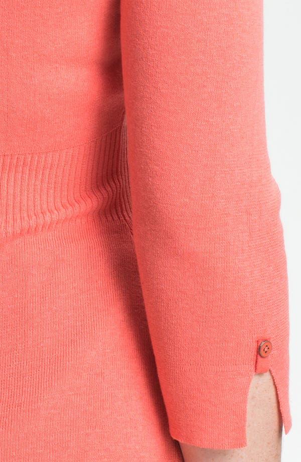 Alternate Image 3  - Nic + Zoe V-Neck Sweater