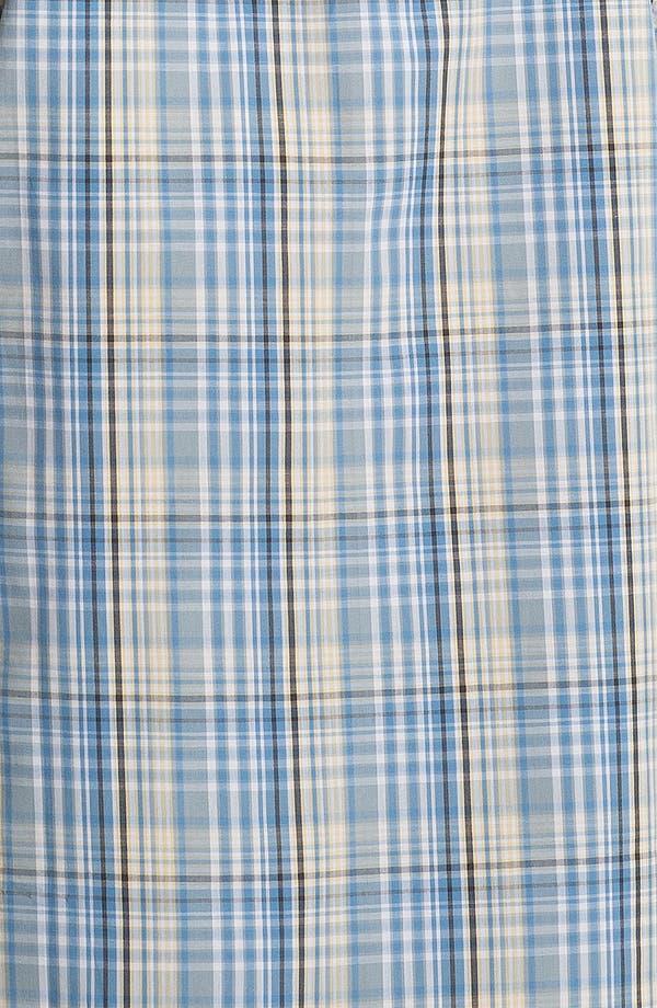 Alternate Image 3  - Cutter & Buck 'Leary' Plaid Sport Shirt