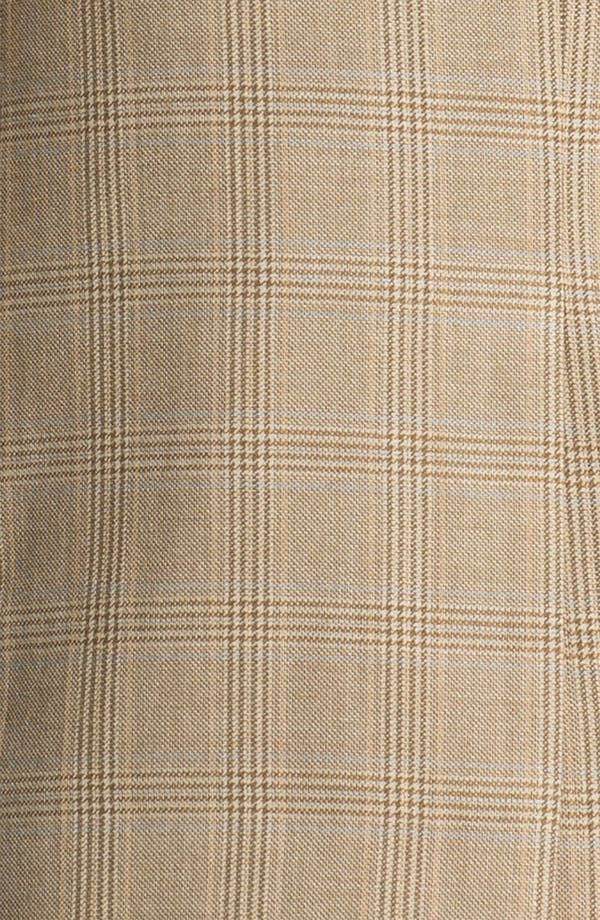 Alternate Image 3  - John W. Nordstrom® Plaid Sportcoat
