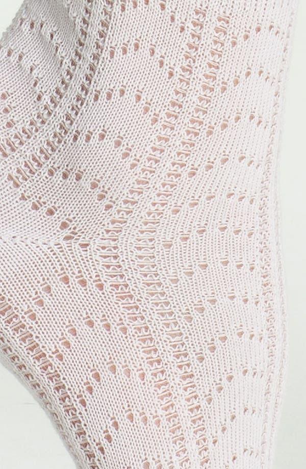 Alternate Image 2  - Nordstrom 'Dainty Crochet' Anklet