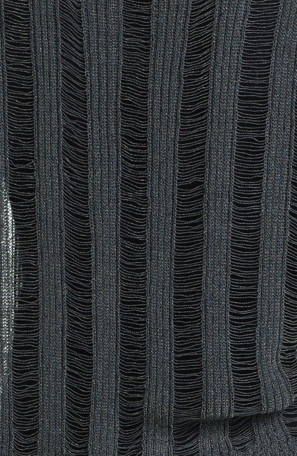 Alternate Image 3  - Eileen Fisher Shredded Scoop Neck Sweater (Online Only)