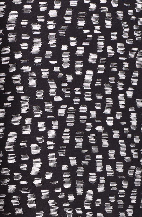 Alternate Image 3  - Classiques Entier® 'Campania' Jacquard Skirt