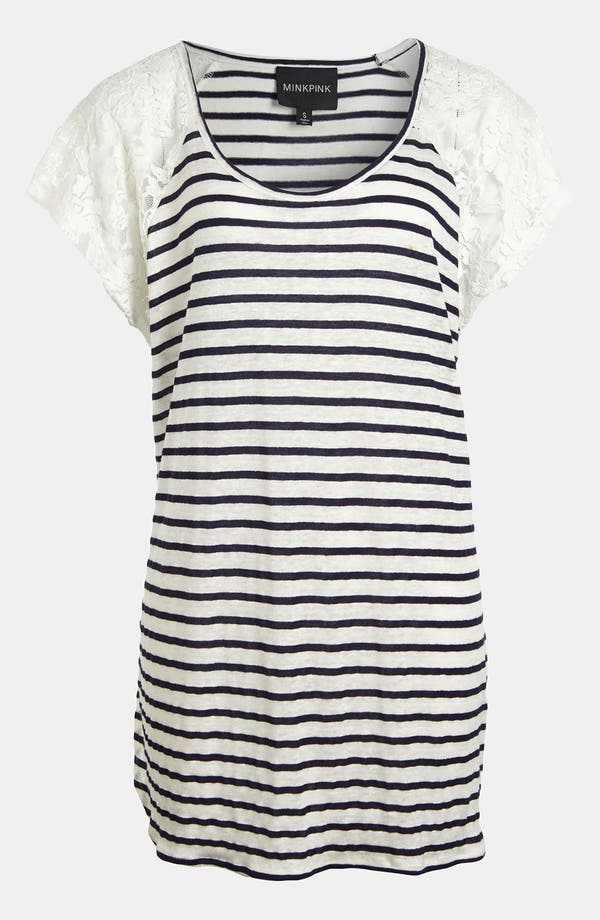 Alternate Image 1 Selected - MINKPINK 'Fanciful' Tunic Tee