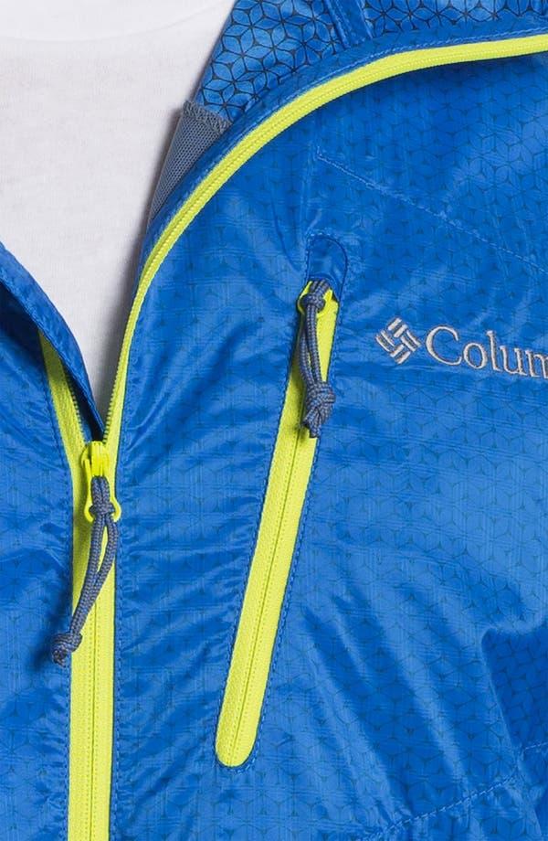 Alternate Image 3  - Columbia 'Trail Drier™' Windbreaker Jacket