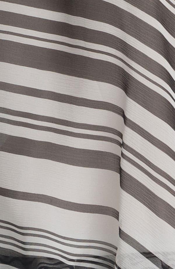 Alternate Image 3  - Rachel Zoe 'Noel' Stripe Silk Top