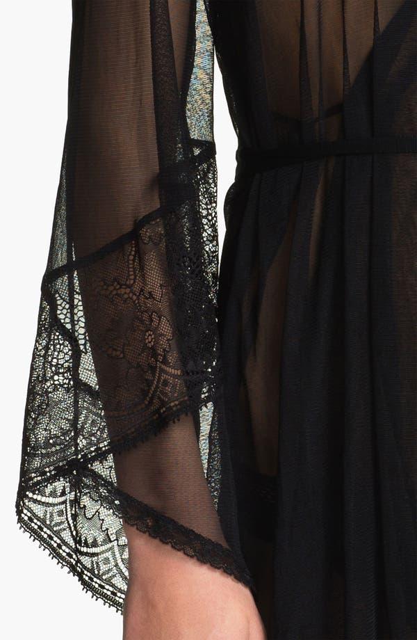Alternate Image 2  - On Gossamer 'Modern Bride' Robe