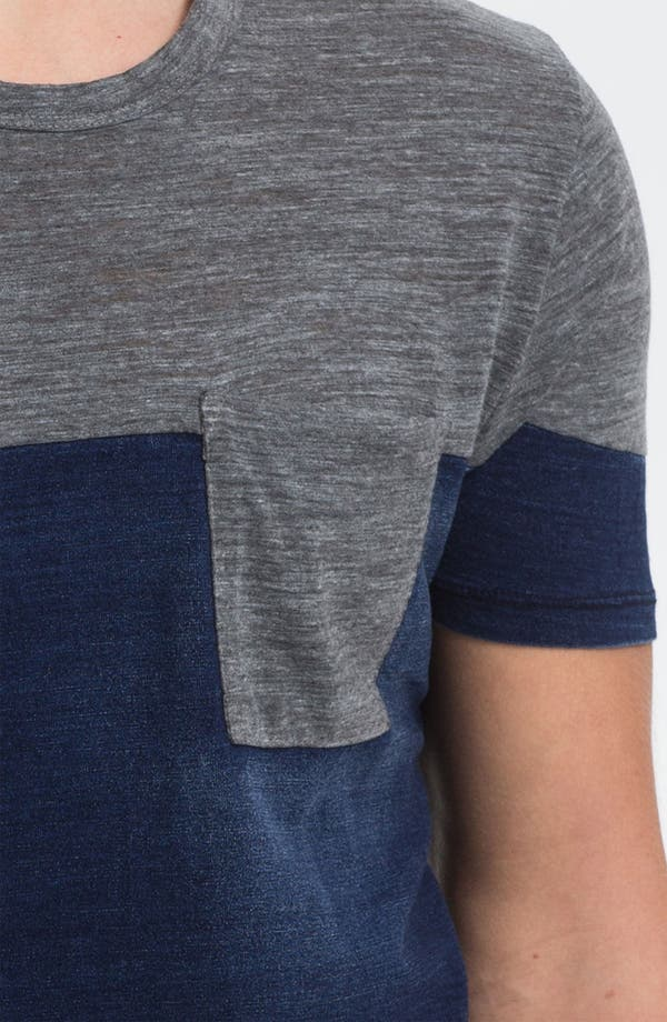 Alternate Image 3  - AG Jeans Colorblock T-Shirt