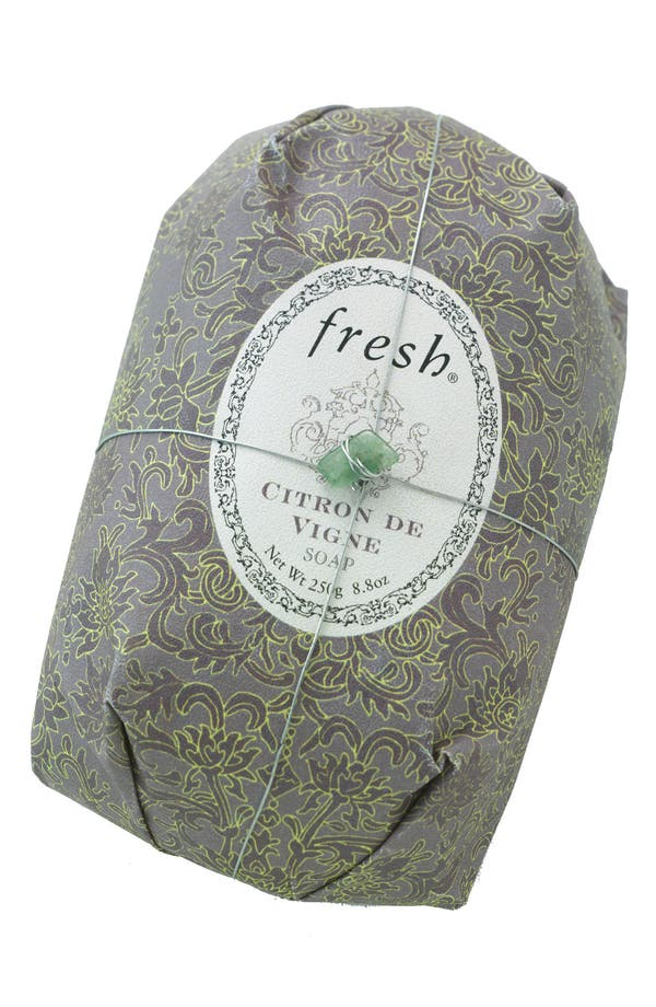 Citron de Vigne Oval Soap,                             Main thumbnail 1, color,