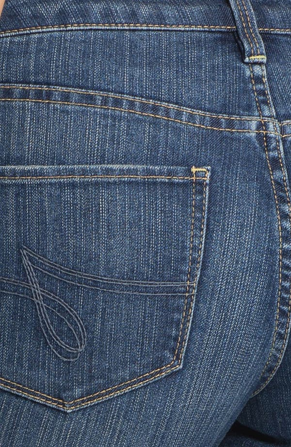 Alternate Image 3  - Jag Jeans 'Lucy' Bootcut Stretch Jeans (Blue Raven) (Petite)
