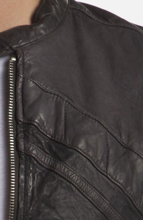 Alternate Image 3  - DIESEL® 'Lumi' Leather Jacket