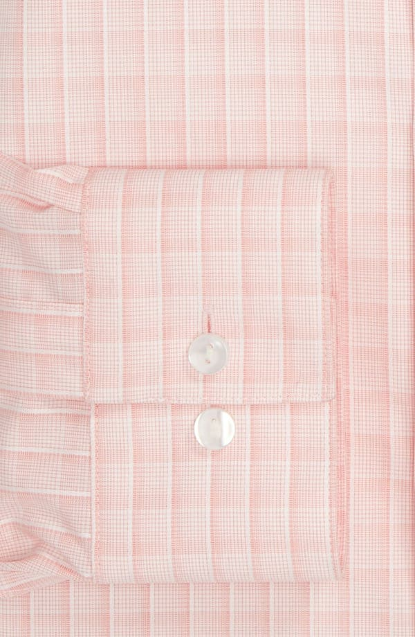 Alternate Image 2  - Calvin Klein 'Montecarlo Check' Slim Fit Dress Shirt